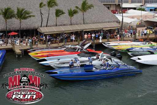 FPC 26th Annual Miami Boat Show Poker Run
